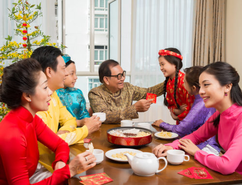 5 common Chinese New Year rituals that we still practice
