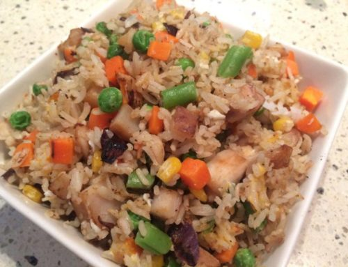From Disastrous Fish Dish to Fish Fried Rice