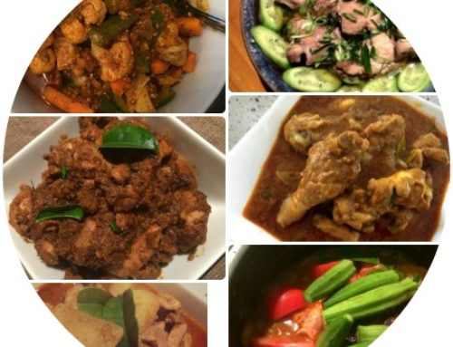 How to host a Tok Panjang when you are time challenged?