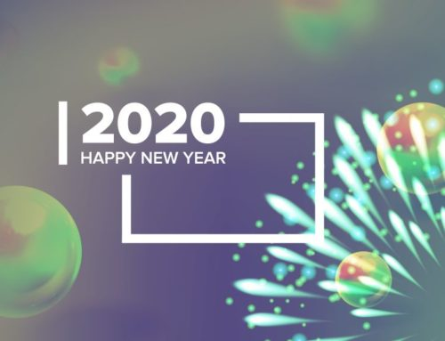 Wishing you a Happy New Year 2020