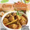 Curry Chicken Vegetarian