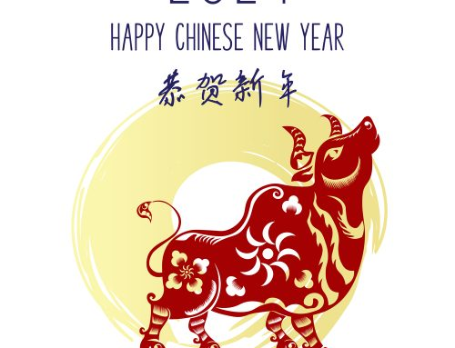 Happy Chinese New Year 2021 – The Year of the Ox!